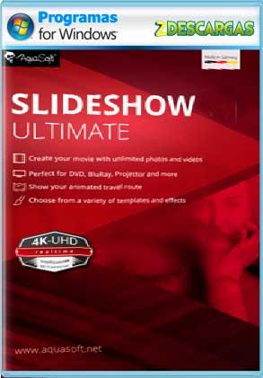 AquaSoft SlideShow Ultimate 11 (2020) Full Español