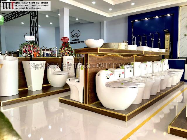 Các kiểu showroom đẹp nhất