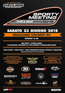 sporty meeting 2018 poster
