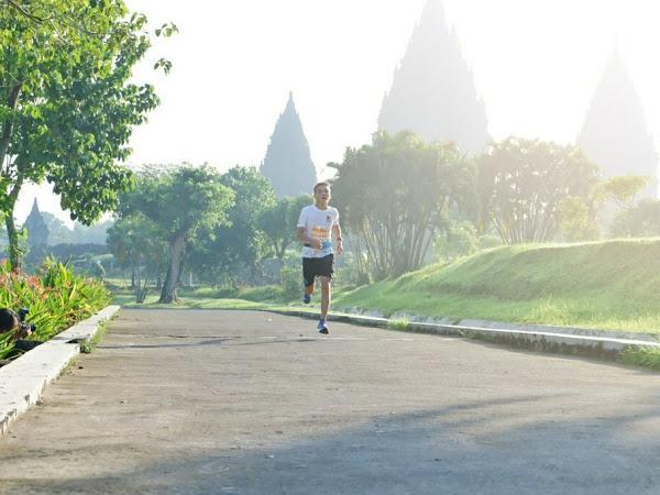 Olahraga 'Beneran' Sekaligus Wisata? Maratonan Aja di Jogja!