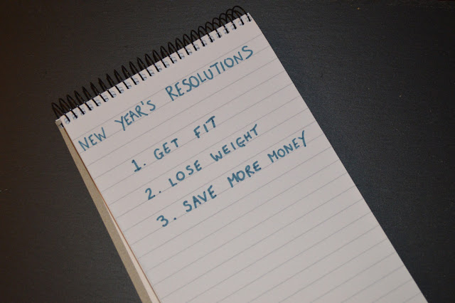 New Year Fitness Resolution Ideas