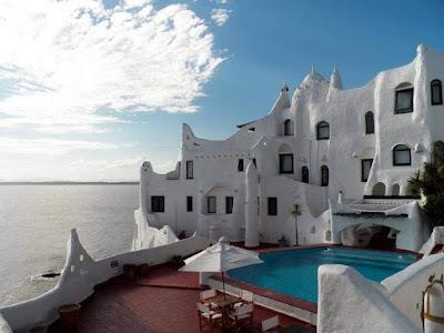 Casa pueblo, Punta del Este en Uruguay