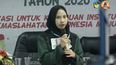 Profil Lengkap Mutia, Duta Mahasiswi UMI Asal Bone Kuasai 7 Bahasa