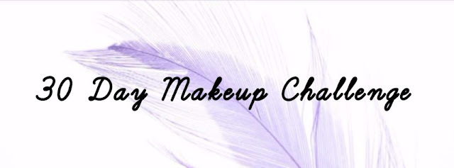 30 Day Make Up Challenge: Day 1