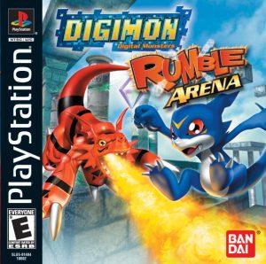 Download Digimon Rumble Arena - Torrent (Ps1)