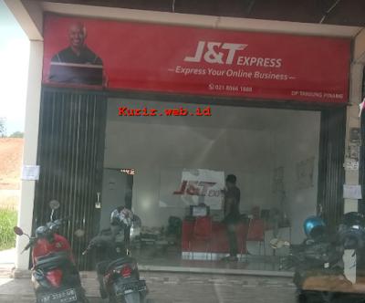 Alamat Agen J&T Express Di Tanjung Pinang