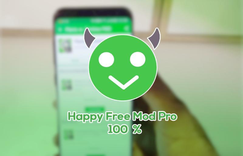 App Happy Mod Apk Download | 100% Working Mods