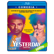 Yesterday (2019) BDRip 1080p Audio Dual Latino-Ingles