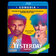 Yesterday (2019) Full HD 1080p Audio Dual Latino-Ingles