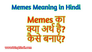 what-is-memes-in-hindi