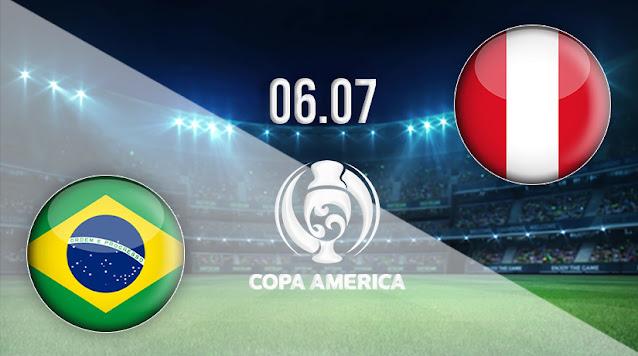 Brazil vs Peru Live Copa America semifinal stream, TV channel, watch online, Team news, odds