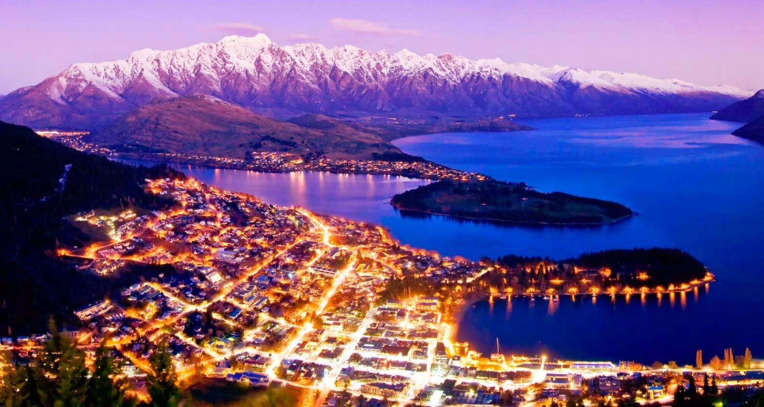 Ingin Berpetualang ? Pilih Queenstown Sebagai Tempat Wisata di New Zealand