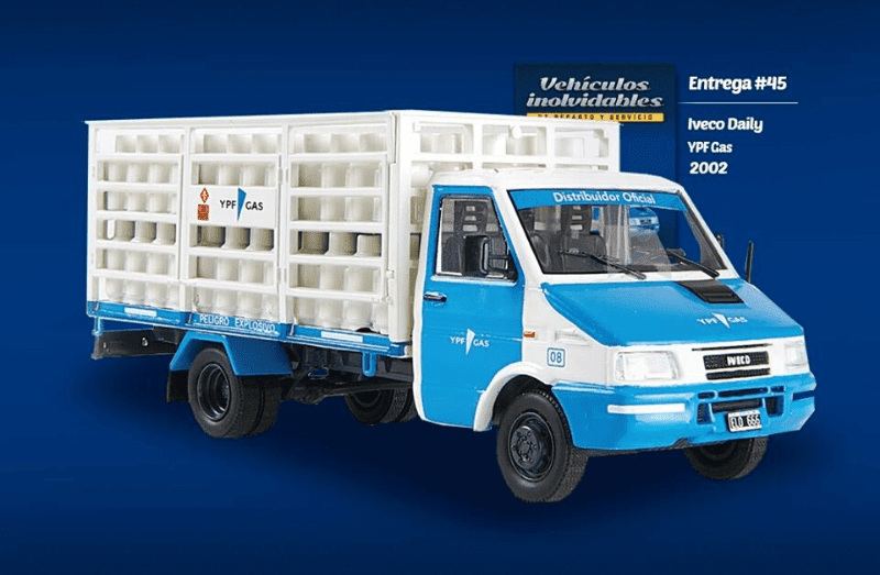 iveco daily ypf