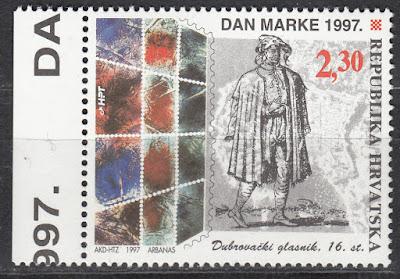 Mailman from Dubrovnik