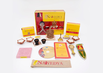 Cycle Pure Agarbathies, agarbathi to aerospace conglomerate NR Group, brings Naivedya Ganesh Chaturthi Pooja Pack ahead of Ganesh Chaturthi festival.