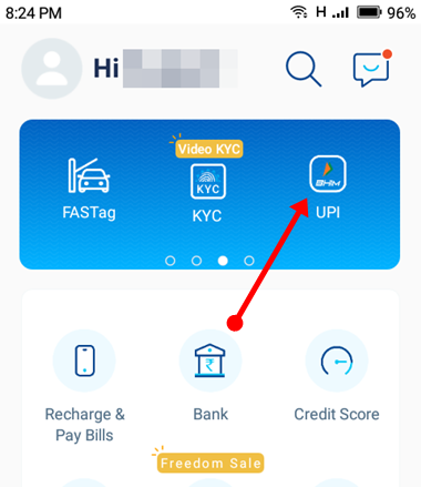 change-upi-pin-of-upi-account-in-paytm-app-step-first