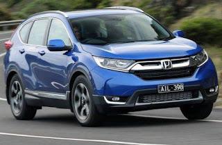 Honda CRV 7 chỗ 2018 tại Việt Nam