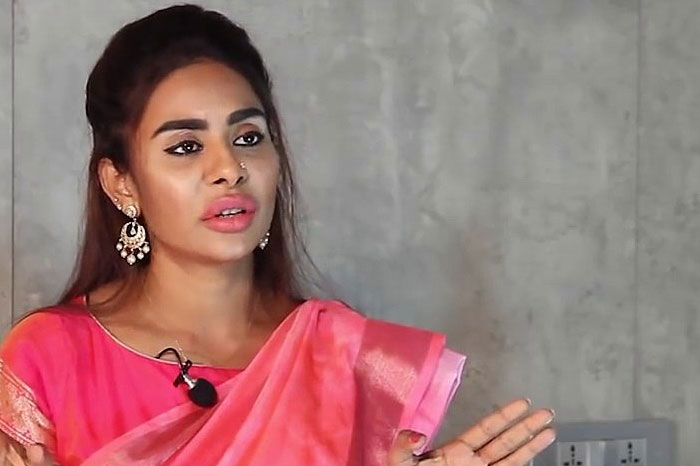 Sri Reddy Nude Videos