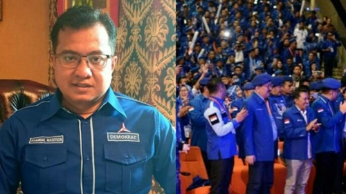 Sindir BuzzeRp, Syahrial Nasution: Memang Repot Hadapi Pikiran-Pikiran Cerdas Kader Demokrat