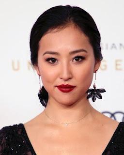 American actress, Lyrica Okano