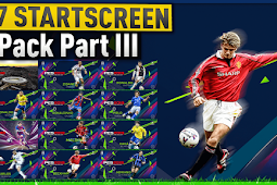 NEW STARTSCREENS PACK III FOR PES 2019 Mobile [47] By Minimum Patch