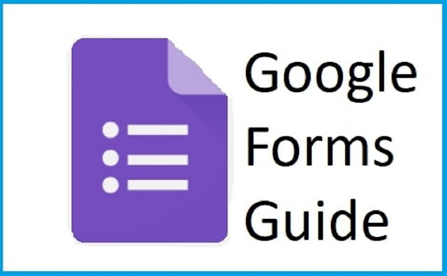 Google Forms Guide for Beginners / How to create a google form