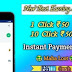 Lottery1 Sign Up Loot Offers – 10 RS + 50 Per Referral  Cashback
