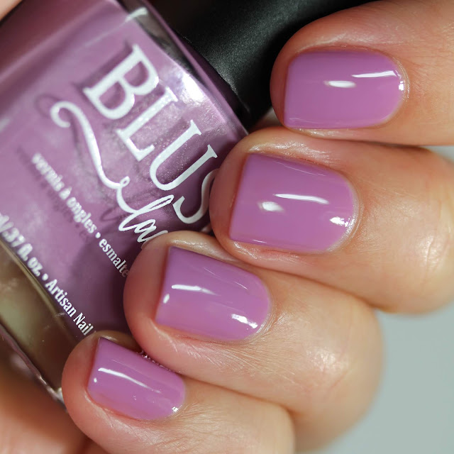 BLUSH Lacquers Starless swatch by Streets Ahead Style