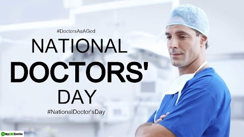 29+ (Best) National Doctors' Day 2020: Quotes, Wishes, Messages, Images, Poster, Ideas