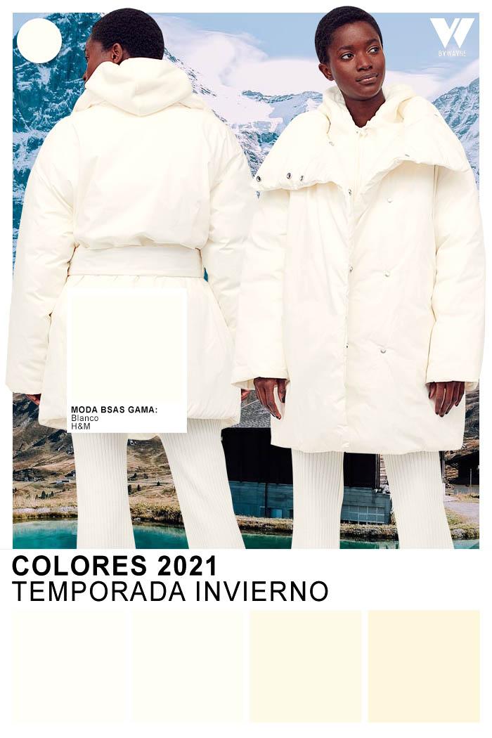Color otoño invierno 2021 tendencias de moda mujer