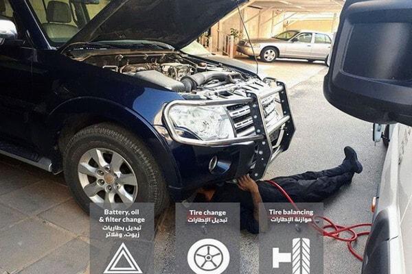 Battery Change Kuwait