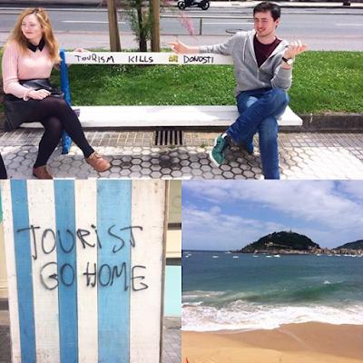 Le colpe dei turisti e del turismo, e le proposte