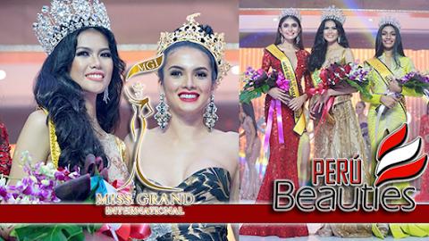 Mel Dequanne Abar es Miss Grand Malaysia 2019