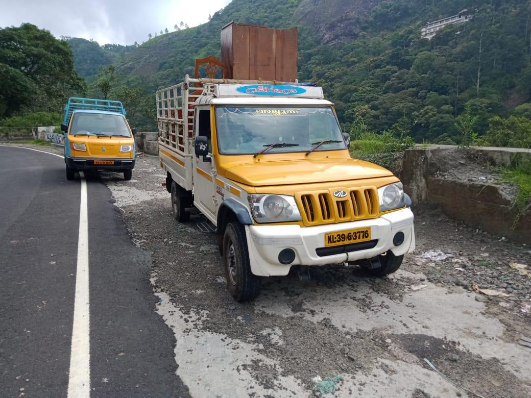 mini truck rent kochi ernakulam