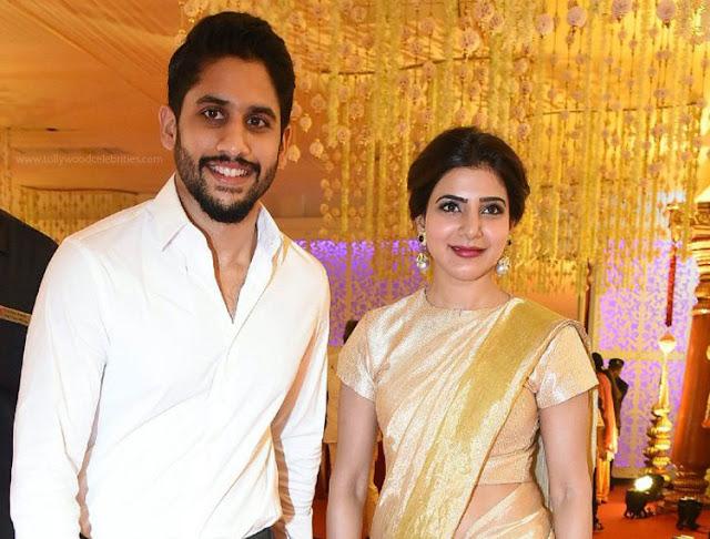 Naga Chaitanya ,Samantha Engagement Date Confirmed
