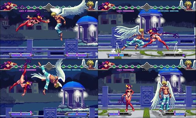 Imagens do game Trajes Fatais