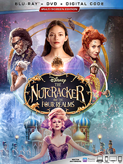 THE NUTCRACKER AND THE FOUR REALMS: MULTI-SCREEN EDITION BLU-RAY