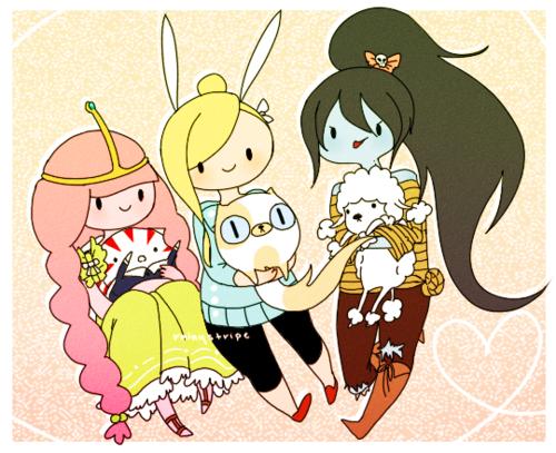 Marar 237 A Y El Manga Hora De Aventuras Fiona Y Cake