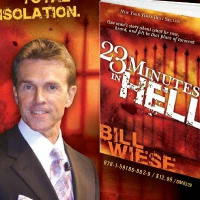 23 Minutes in Hell by Bill Wiese