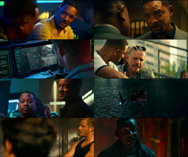 Bad Boys For Life 2020 Dual Audio (Cleaned) 1080p WEBRip