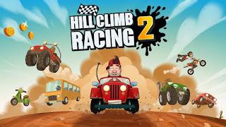 Hill Climb Racing 2 Mod Apk v1.6.0 Unlimited Gold Coins Money (No Root)