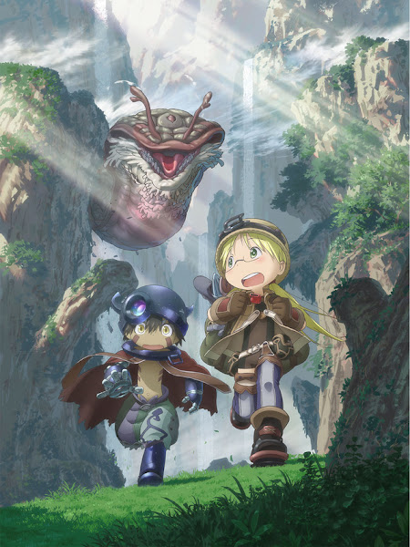 メイドインアビス , TV , Anime , HD , 2017 , Sci-Fi, Adventure, Mystery, Drama, Fantasy , Media Factory, AT-X,Takeshobo, Sony Music Communications, Kadokawa Media House, Cygames, Kanetsu Co., LTD.