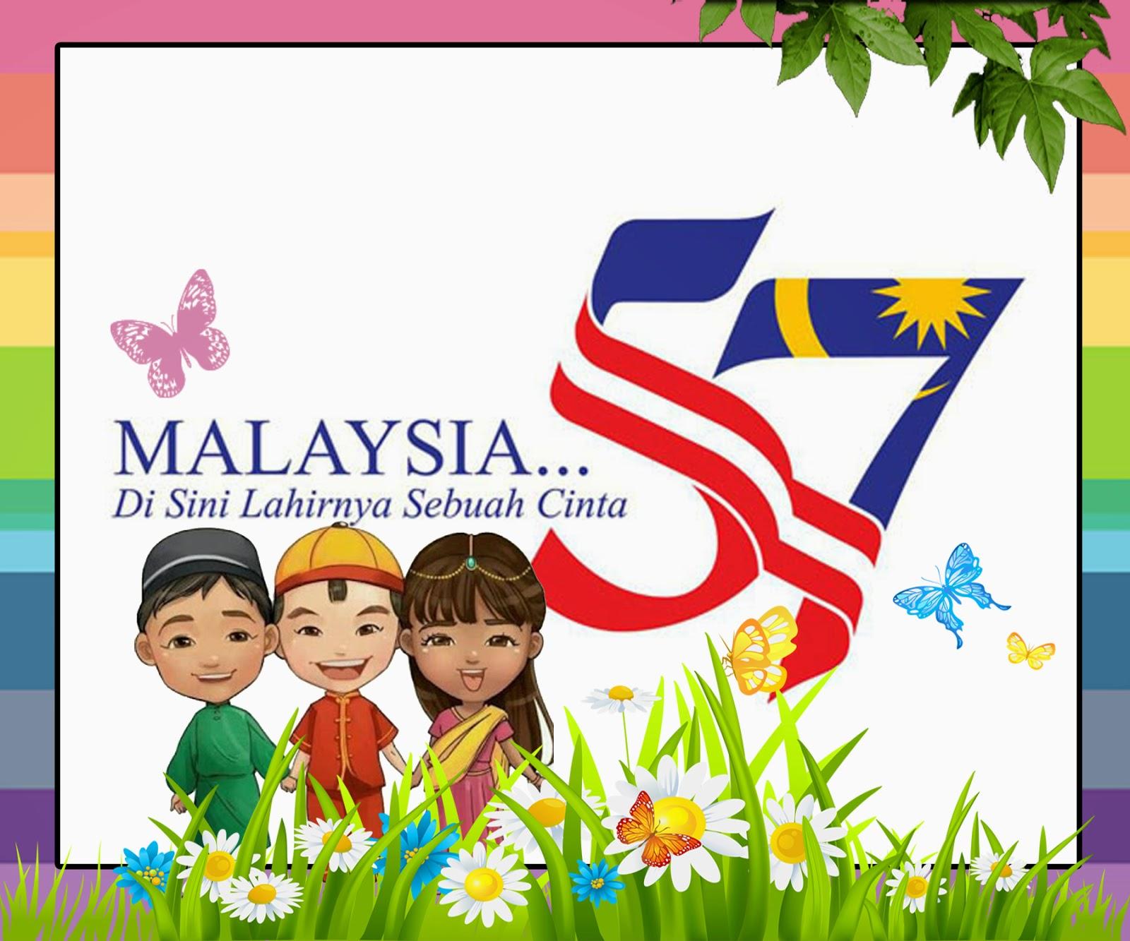 Genius Kids Zone Tema Hari Kemerdekaan Malaysia Ke 57 Malaysia