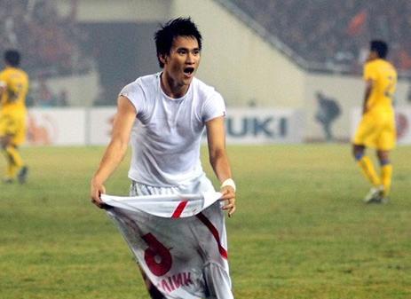 Lê Công Vinh kỳ AFF Cup cuối cùng trong sự nghiệp bóng đá
