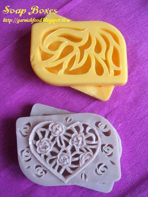 spa soap carving collection