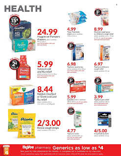 HyVee ad for this week