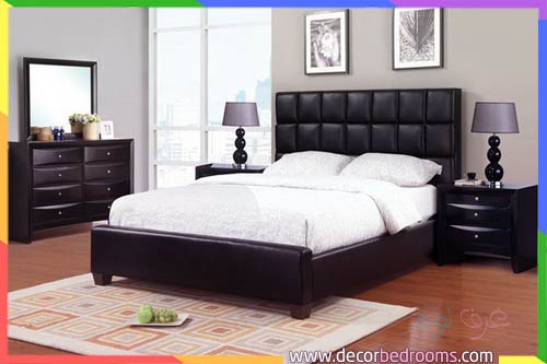 غرف نوم مرتبة بطريقة جميلة