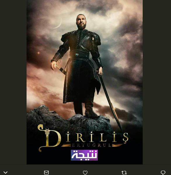 الحلقة 98 مسلسل قيامة ارطغرل مدبلجة علي قناة trt التركية
