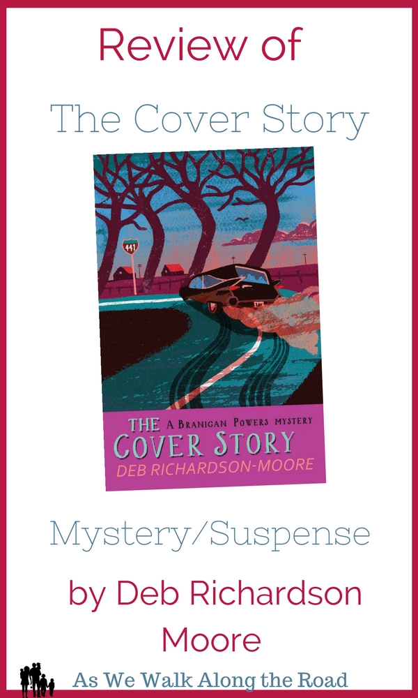 Review of The Cover Story: a Christian mystery/suspense read