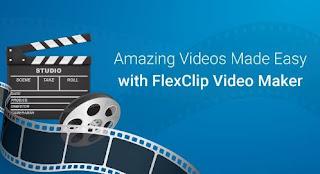 أداة, إحترافية, لتحرير, وصناعة, فيديوهات, مجانية, على, الويب, بدون, تحميل, FlexClip